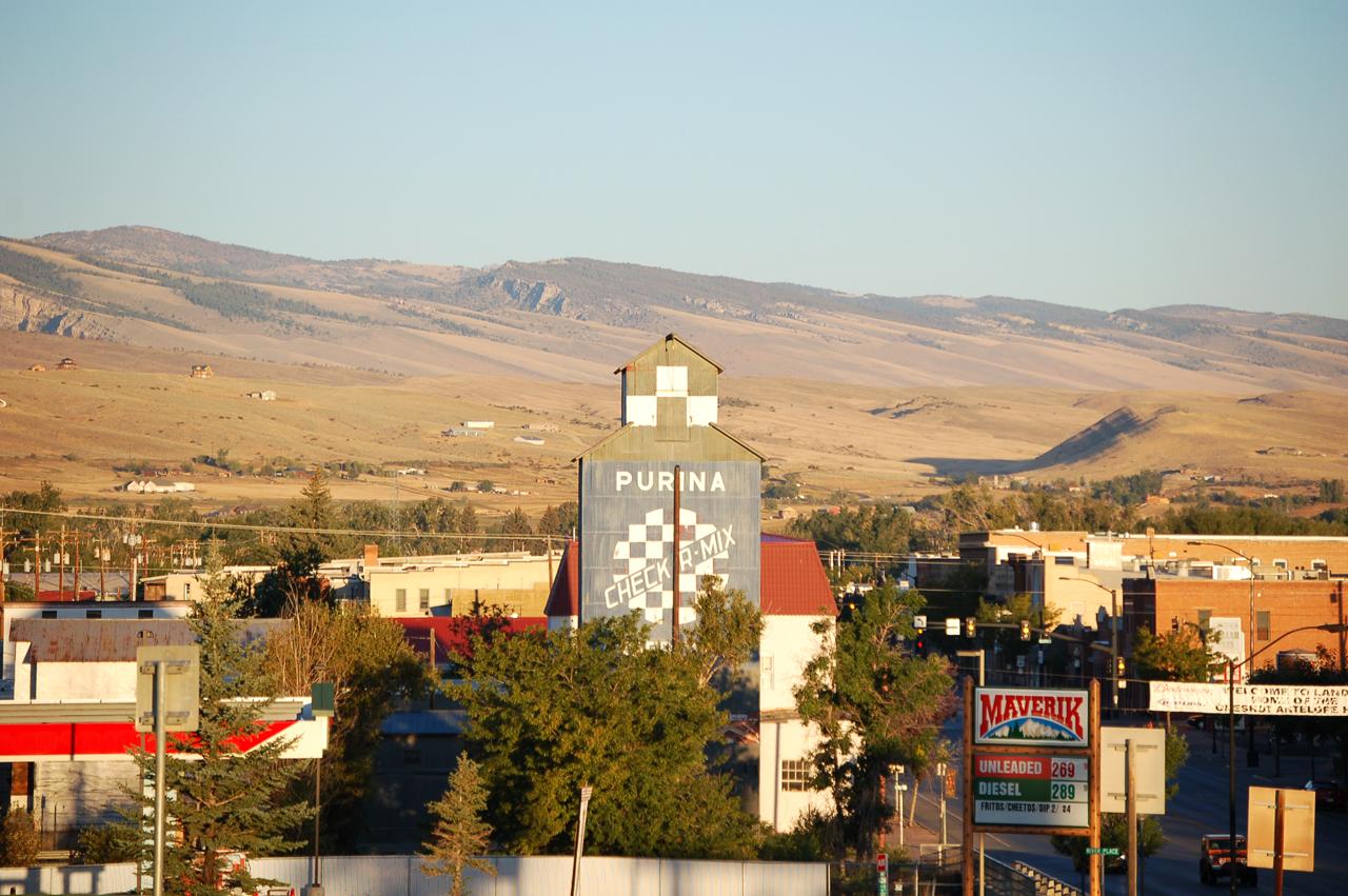 Lander, Wyoming