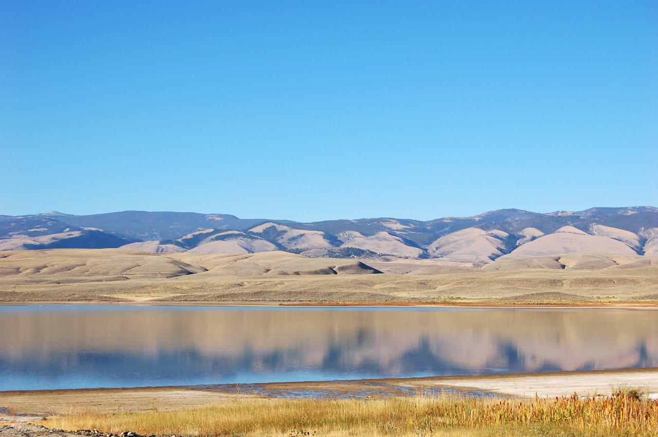 Ray Lake