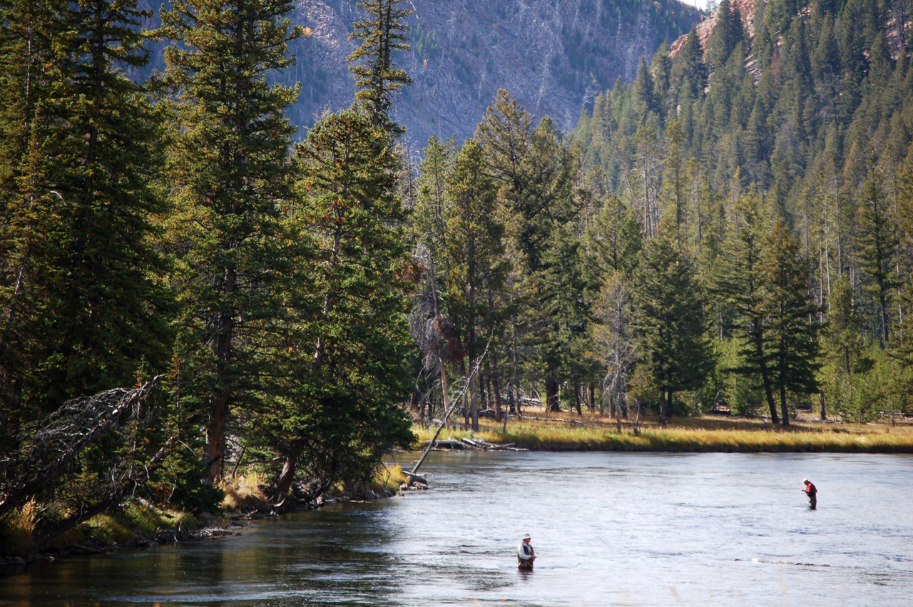 Day 57: Grant Village, WY to West Yellowstone, MT - No ...