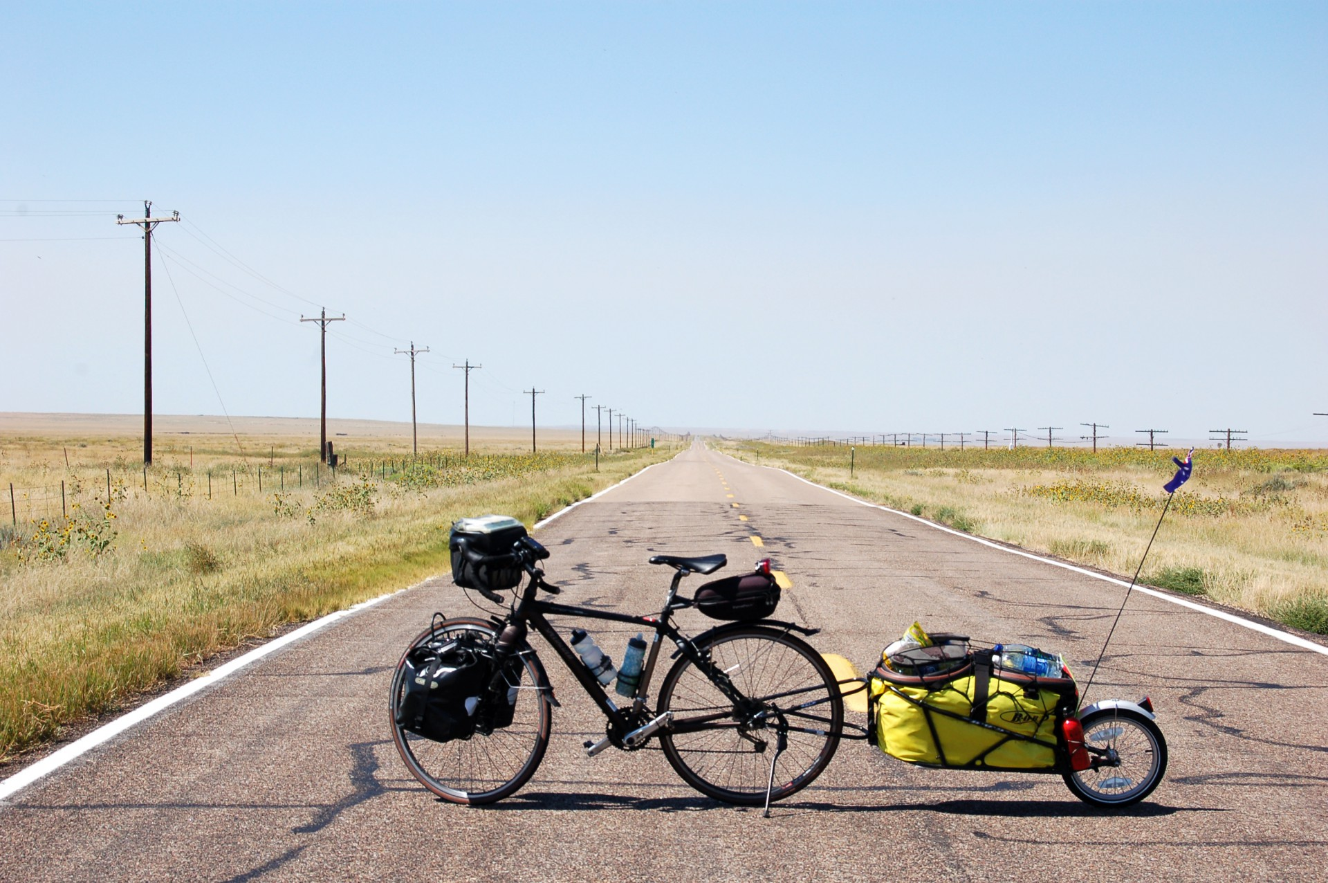 DAY 40: Ride Across the USA