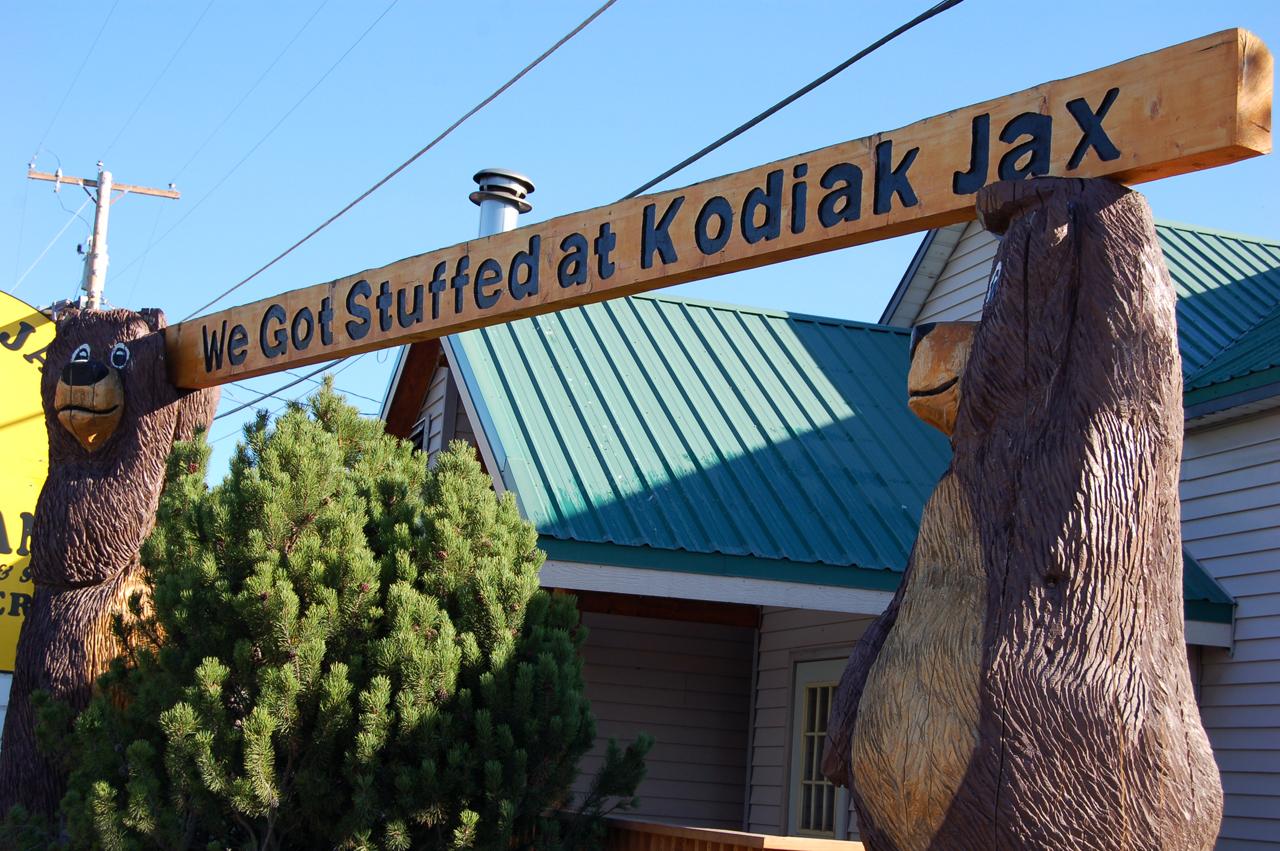Kodiaks in Stevensville.
