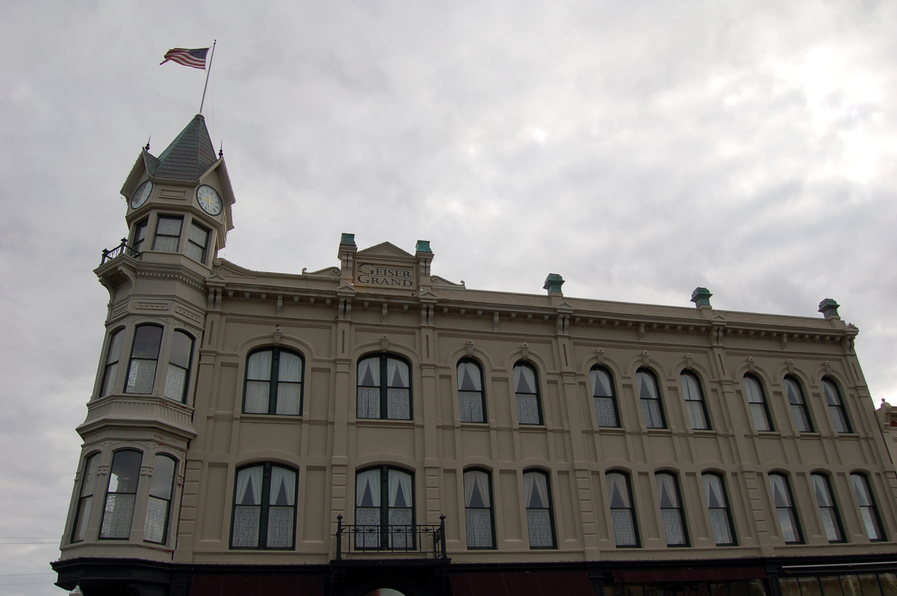 Downtown Baker City