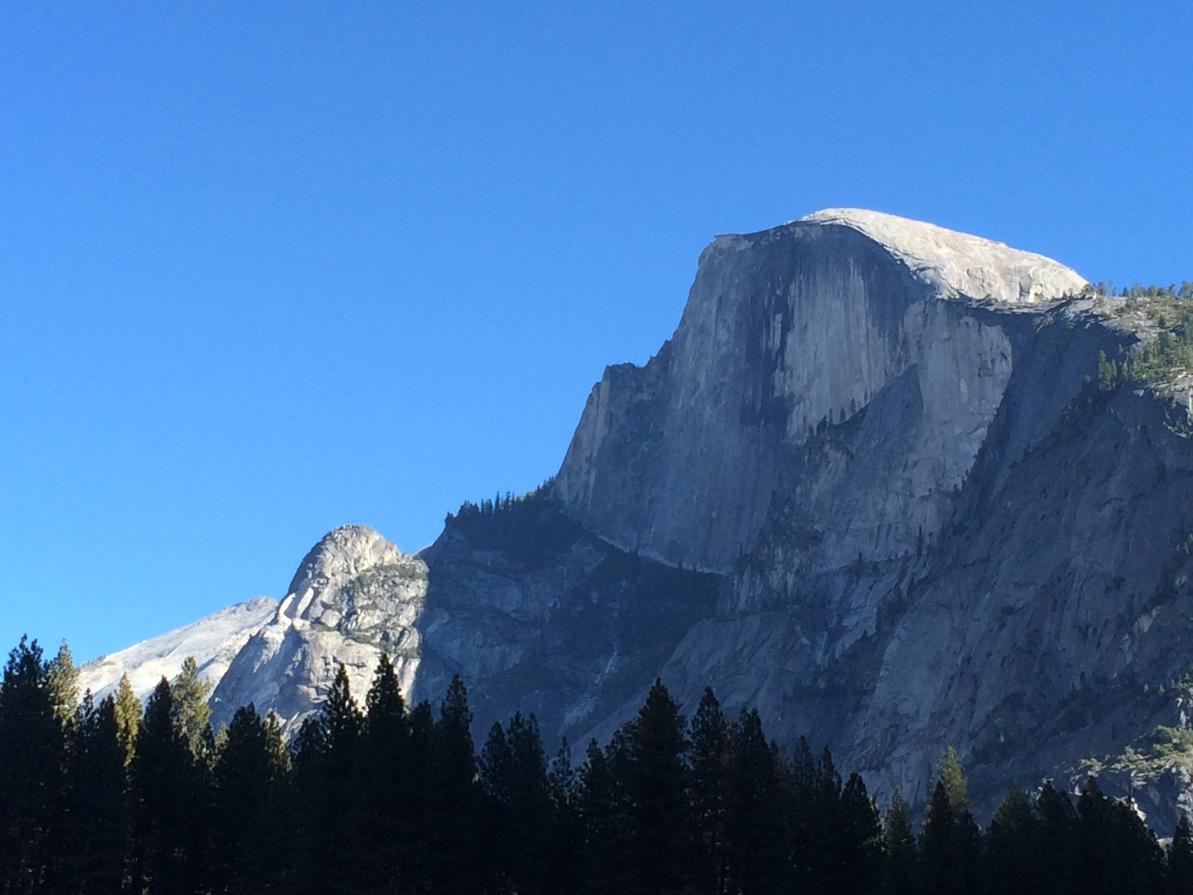Half dome is completely awesome.