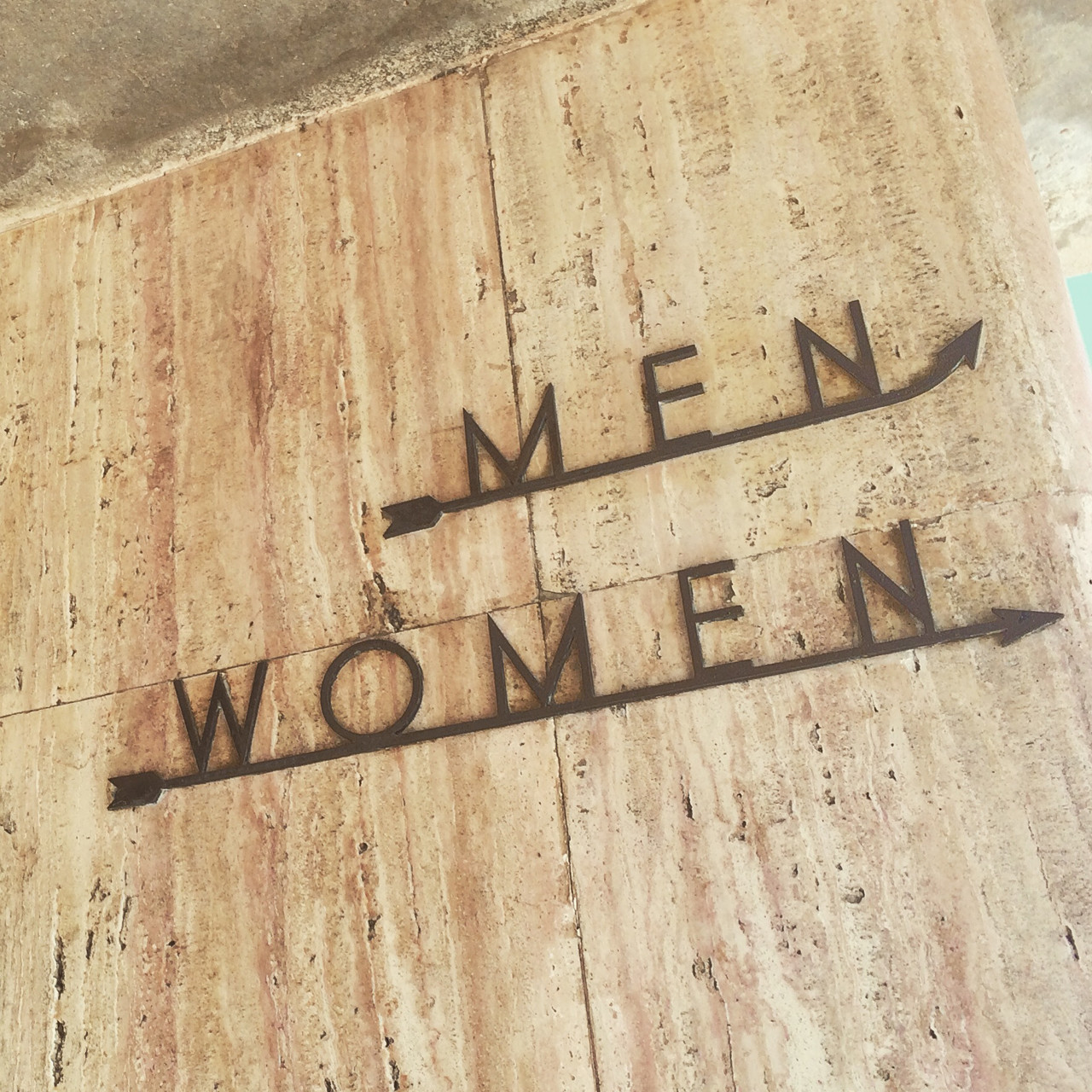 Love this font at Hoover Dam.