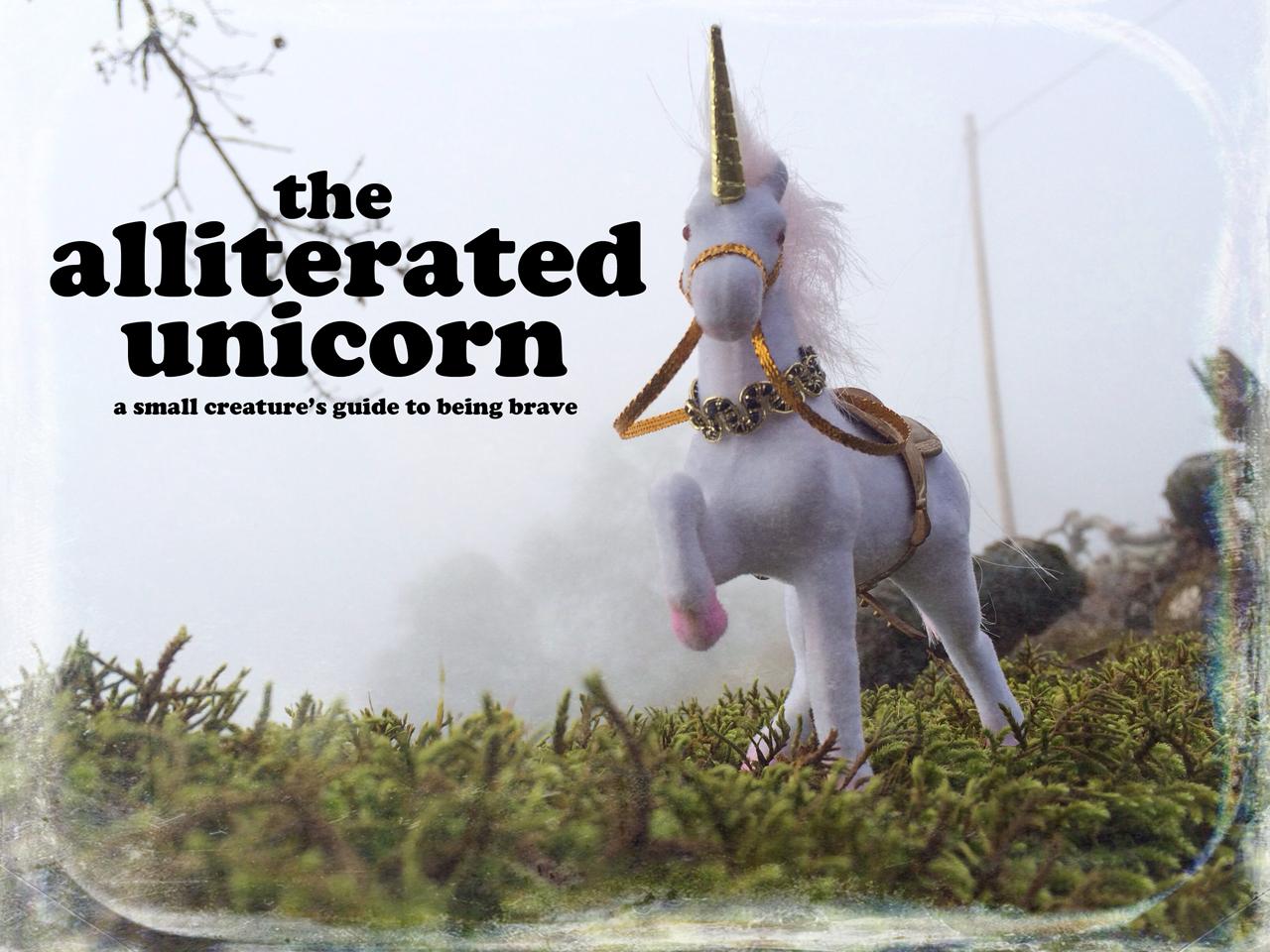 Canacorn, the Canadian Unicorn